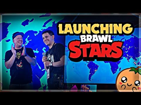 I Went to Finland to Launched Brawl Stars + Developer Presentation 🍊