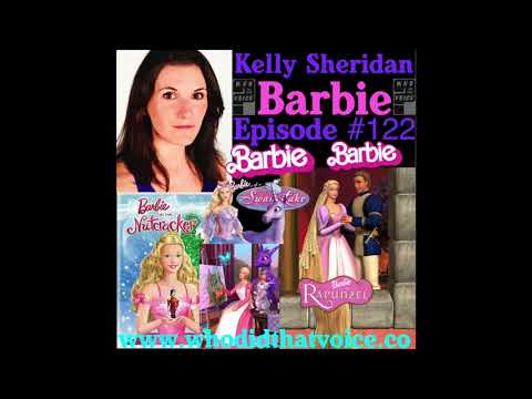Kelly Sheridan  Barbie  Episode 122