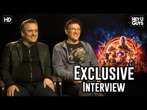 Anthony & Joe Russo - Avengers: Infinity War Exclusive Interview