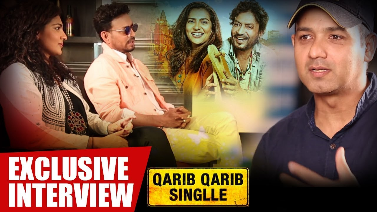 Download Irrfan Khan & Parvathy REVEAL Everything About Their CHARACTERS In Qarib Qarib Singlle