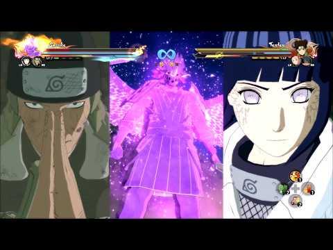 Naruto Shippuden: Ultimate Ninja Storm 4, Hiruzen/Sasuke/Hinata VS Tenten/Sakura/Konan!