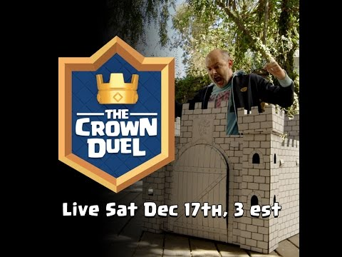 Clash Royale: The Crown Duel (Official Tournament Announcement ...