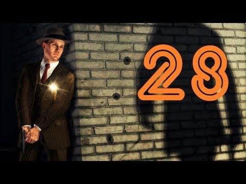 L.A. Noire Прохождение Отдел нравов дело 5 Часть 1