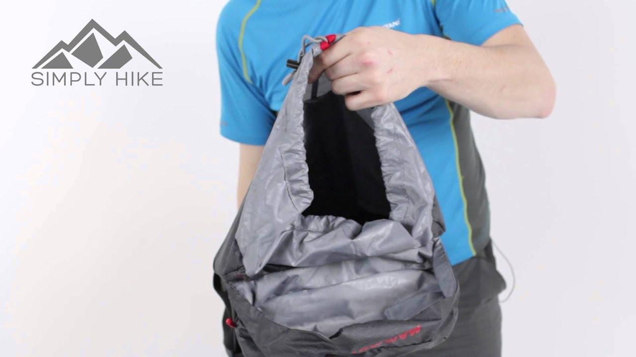 Рюкзак mammut creon guide 35 рюкзаки labbra