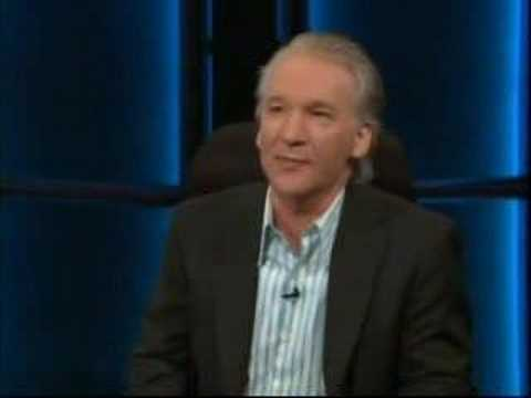 Ron Paul - Interview with Bill Maher