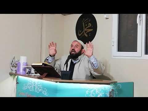 ALLAH'IN RAHMET NAZARIYLA BAKMAYACAĞI KİŞİLER (1) 19.02.2019