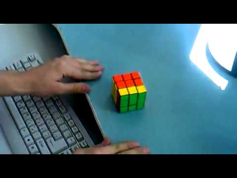 по сборке кубика Рубика!!