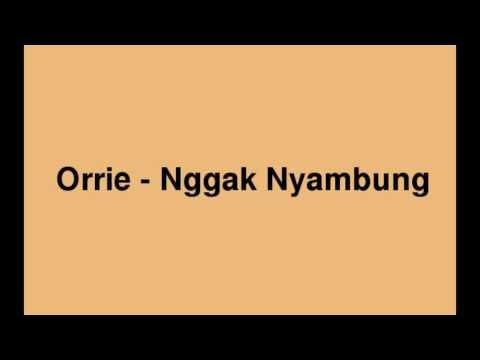Orrie - Nggak Nyambung