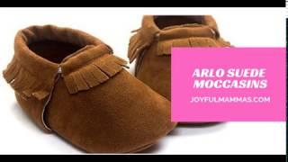 Arlo Moccasins | Trendy Baby Clothes | Joyful Mammas Boutique