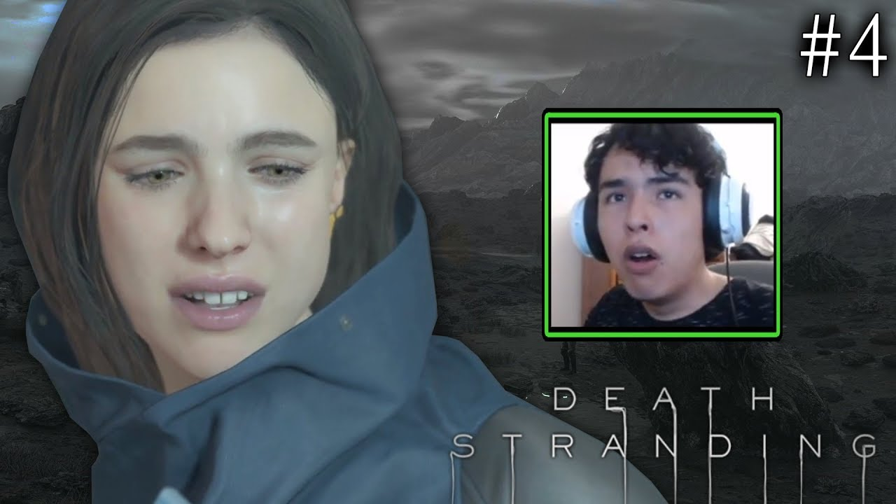 Mama S Backstory Death Stranding Full Game Part 4 Walkthrough Episode 3 4 5 6 Youtube