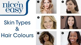 How to Find the Best Hair Colour for Your Skin Tone   Nice 'n Easy