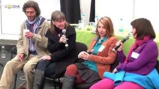 ŽIVOT BEZ ŠKOL? - o nových formách vzdělávání (Festival Evolution, 19. 4. 2013)