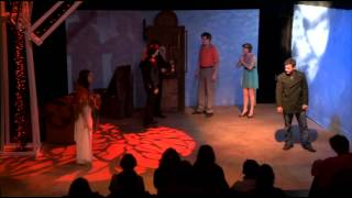 A Dream Play by August Strindberg (adapted by Thomas R. Gordon) - Full Show