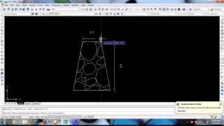Tutorial Singkat dan Mudah Membuat Fondasi Batu Kali Dengan AutoCAD