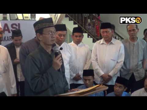 PKSTV   Deklarasi Forum Santri Untuk Jakarta