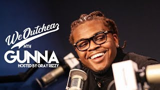 Gunna talks Drips or Drown 2, Travis Scott, Nas, getting to the next level and more!