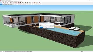 Animare modelli SketchUp con OneRay-RT