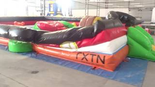 00236 New inflatable bouncer castle