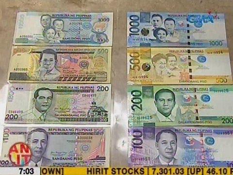 UB: BSP, muling pinalawig ang deadline ng pagpapalit ng lumang pera sa June 30