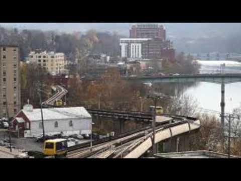 Tour 1: Industry - Site D Personal Rapid Transit (PRT), Rail Trail