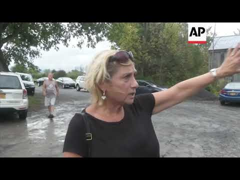 Witness describes moment of deadly US limo crash