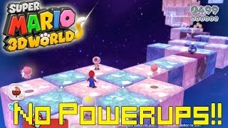 Super Mario 3D World *Final Level* (World Crown: Champion's Road No Power Ups Mario)(Here's how to beat the last level in Super Mario 3D World as Mario without using any power ups. Also, another thing to note is that yes I am big, but pretty much ..., 2013-11-26T06:54:49.000Z)