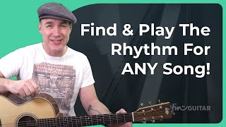 Rhythm Basics | Figure Out ANY Strumming Pattern by EAR!
