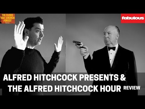 Alfred Hitchcock Presents & Alfred Hitchcock Hour Box Set Review Fabulous Films