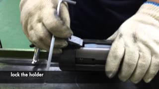 Air expanding shaft maintenanc…