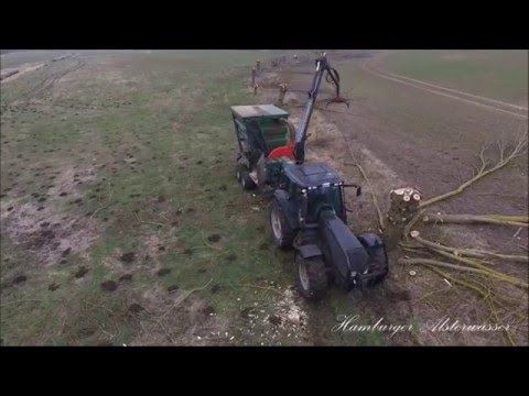 4K northern Germany pruners Mobile Hacker for Nature 2016