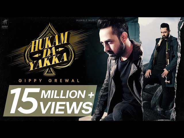 Hukam Da Yakka | Gippy Grewal | Desi Crew | Official Music Video | Humble Music