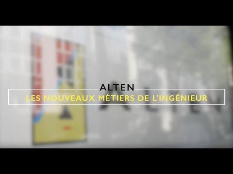 JOBTOUR by ALTEN 2018 : les métiers de l'ingénieur  Interview de Stéphane Dahan
