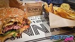 Retrokram unterwegs: Flynns Arcade Köln. Burger und Videospiele