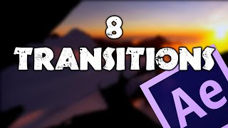 FREE TEMPLATE AFTER EFFECTS | TRANSITIONS