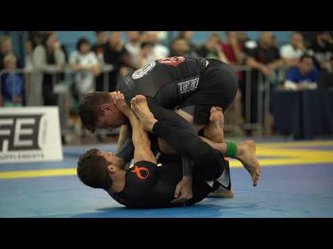 Submission Clinic at the 2018 Pan Pacific - Burak Sarman