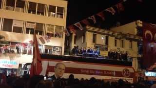 Balıkkesir Ayvalık İlçesine Gelen MHP Başkanımız Sayın: DEVLET BAHCELİ