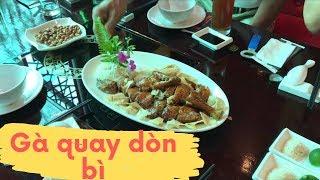 Du Lịch Vịnh Hạ Long- Đi ăn nhà hàng Hong Kong B  // Cuộc Sống Canada- Vợ Việt Chồng Tây