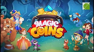 Magic Coins - Android Gameplay FHD