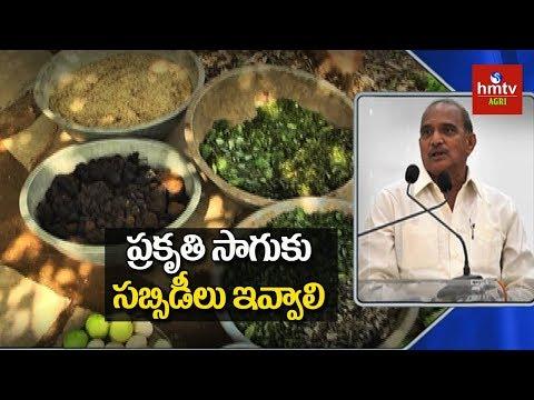 Farmer Haribabu Demands Subsidies for Natural Farming | hmtv Agri