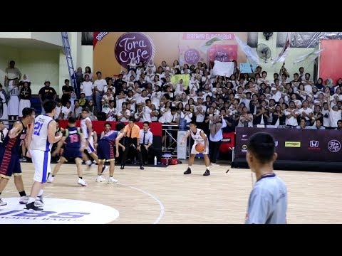 Game Highlights: SMAN 71 Jakarta vs SMAN 61 Jakarta (DBL JAKARTA EAST REGION)