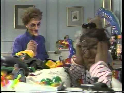 Spitting Image  The Ronnie and Nancy Show 1987