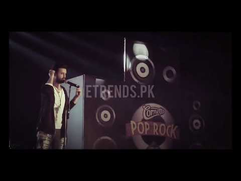 Main Rang Sharbaton ka NEW version LIVE¦¦ATIF ASLAM ¦¦at KARACHI FOOD fest 2018