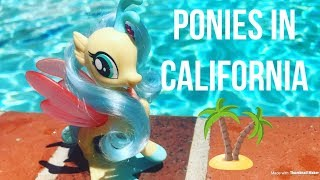 Ponies In California | California Gurls (feat. Snoop Dogg) by Katy Perry
