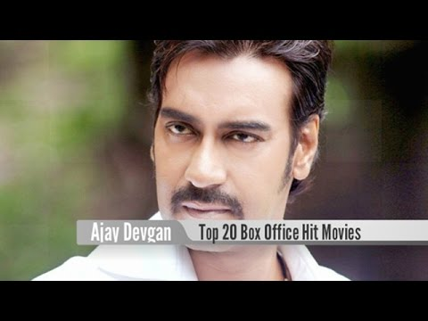 Top 20 Best Ajay Devgan Box Office Hit Movies List