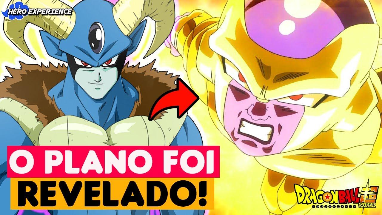 MORO REVELOU O SEU PLANO NO MANGÁ 61 DE DRAGON BALL SUPER E VOCÊ NÃO VIU!