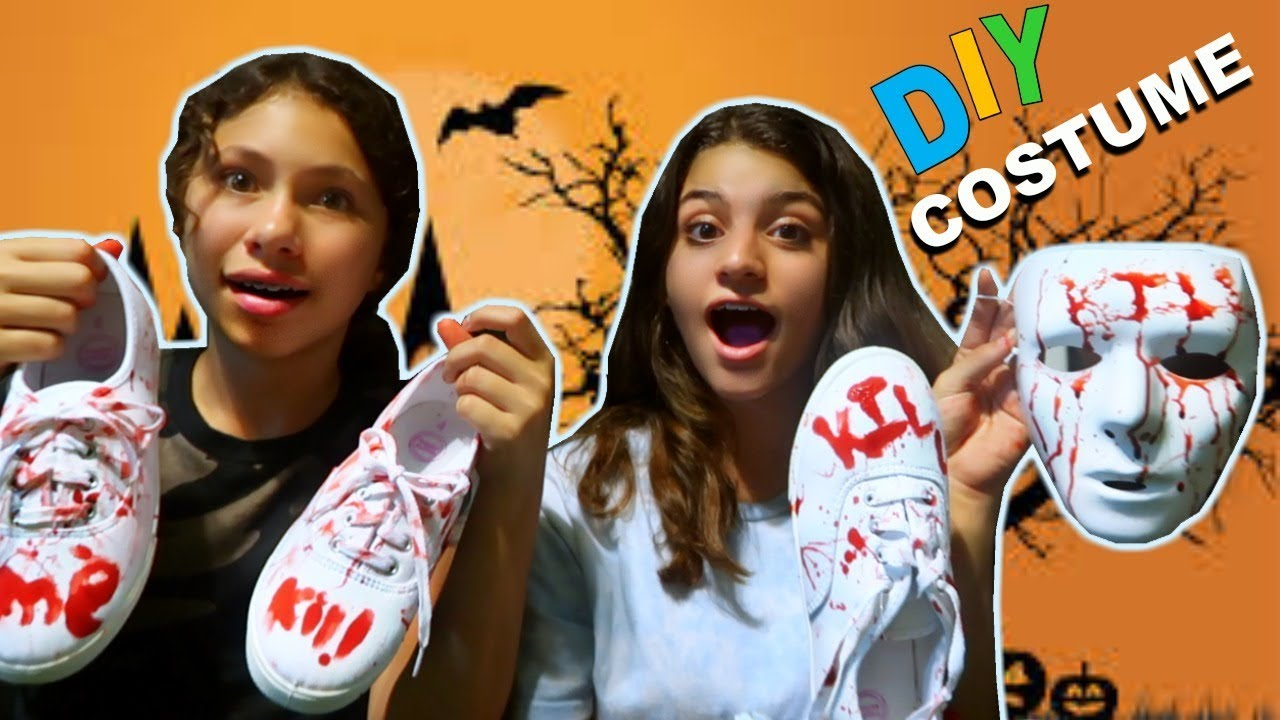 [VIDEO] - GET READY WITH US /DIY OUR HALLOWEEN COSTUME /HALLOWEEN 2019 1