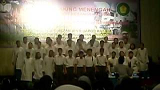Choral Speaking Malaysia Champion 2009 - St. David