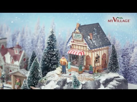 Comment réaliser un beau village de Noël / MyVillage