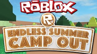 ROBLOX SUMMER CAMP HIDE N SEEK SPECIAL EDITION SUMMER!!