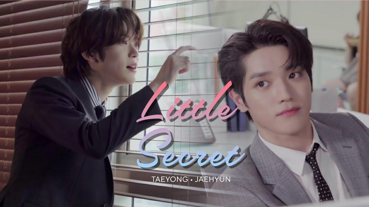 NCT TAEYONG & JAEHYUN [ Little Secret   fanmade trailer]